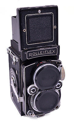 Rolleiflex 2.8 D Replacement Cover - Genuine Leather