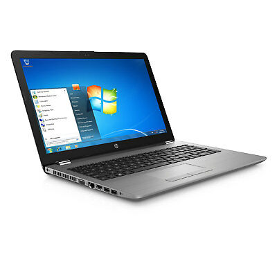 Notebook HP 255 G6 AMD Dual 2x2,9GHz 8GB RAM 256GB SSD Windows 7 Pro - Radeon R4