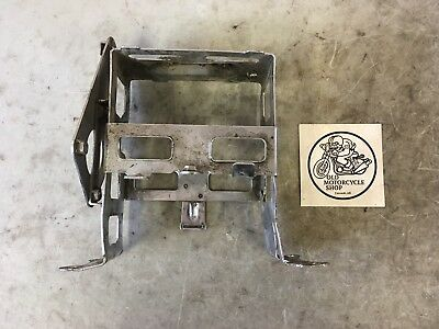 Kawasaki Kz550 Chrome Battery Tray