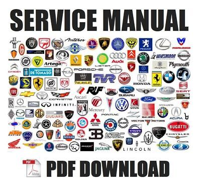 Citroen C5 III (RD/TD) Factory Workshop Service & Repair Manual 2007 to 2016 PDF