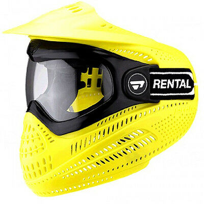 "Proto Paintball Maske ""Switch Field"" gelb"