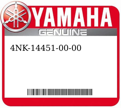 Yamaha OEM Part 4NK-14451-00-00 ELEMENT, AIR CLEANER