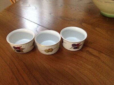 Royal Worcester Evesham Ramekin Oven To Tableware