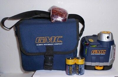 Global Machinery Co. Laser Level Bag and Accessories