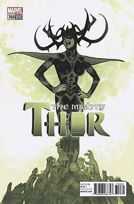 Mighty Thor #700 1/100 Adam Hughes Hela Variant - Sold Out