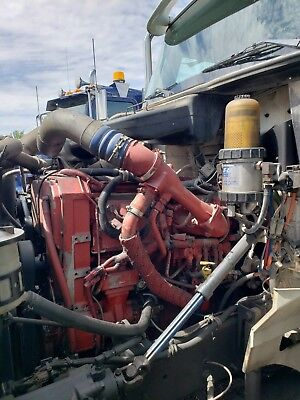 2003 CUMMINS ISX Used Engine - Non Egr - Recent Inframe - 450Hp