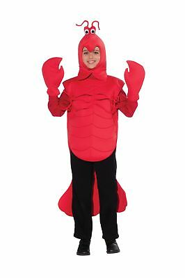 Mardi Gras Crawdaddy Costume Child One Size Fits Most