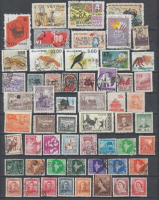 YS-M089 asia lot - Indien IND, Vietnam, Sri lanka, China used