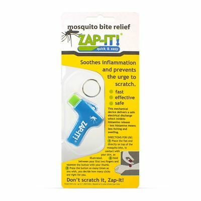 Zap-It Mosquito Insect Bite Relief Travel Device Zap Sting Holiday