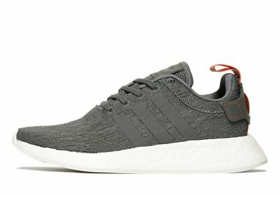 Adidas Originals NMD R2-Men's Trainers (Variable Sizes) Grey Brand New In Box