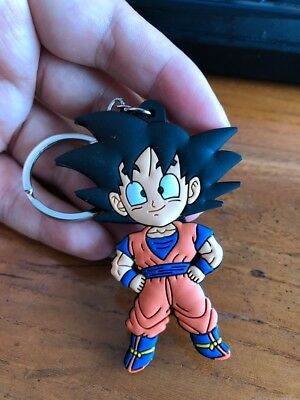 Dragon Ball Z Son Goten silica gel key chain cartoon key chains gift hot new