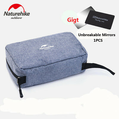 Waterproof Wash Bag Cosmetic Bag Outdoor Make Up Toiletry Case Pouch Storage