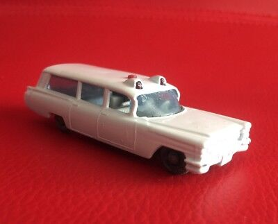 MATCHBOX No 54 S&S CADILLAC AMBULANCE