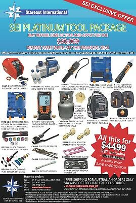 Hvac+R Air Conditioning Ac Equipment Kit With Serial Numbers For Arc Licensing
