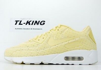 the latest 00dc5 3c479 ... new arrivals nike air max 90 ultra 2.0 br lemon chiffon yellow 898010  700 msrp 130