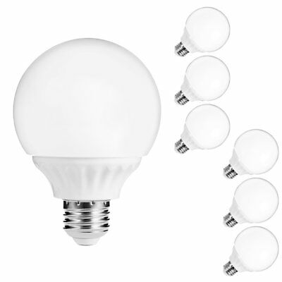 Lohas Led Globe Bulb G25 Led Light Bulbs 60w Equivalent9 Watt