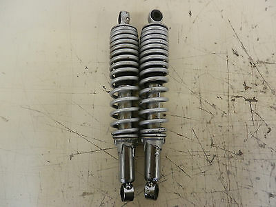 YAMAHA YBR 125 CUSTOM YBR125 YBR 125C 2013 pair rear back shocks shock absorbers