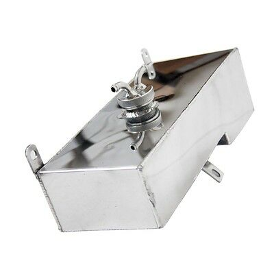 Aluminum Overflow Coolant Tank For 88-97 Nissan Gq Patrol Or Ford Maverick New