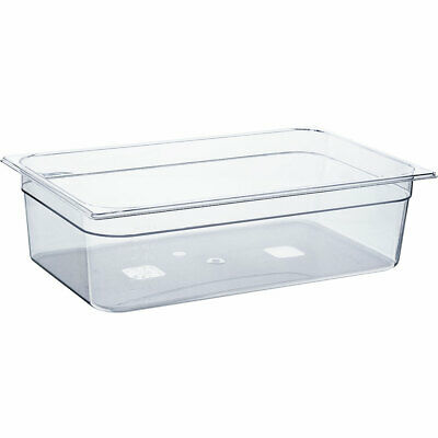 Gastronormbehälter NEW MODEL Polycarbonat GN 1/1 530x325x150 mm 20 L transparent