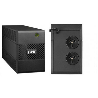 New Eaton 5E UPS 850VA/480W 2 x ANZ Outlets No Fan 20% off in AU