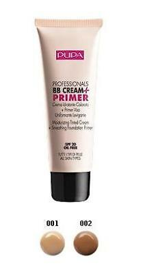 Professional BB Cream + Primer  002  Sand