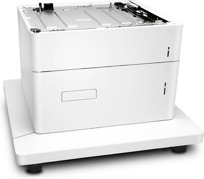 HP Color LaserJet 1x550/2000-sheet HCI Feeder and Stand