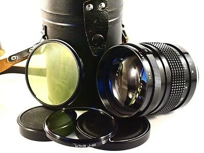 Kaleinar 3b 150mm f 2.8 tele lens for Kiev60 Kiev88 Pentacon Six