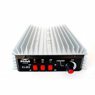 R.M. Italy KL-503 Linear Amplifier