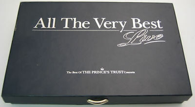 paul MCCARTNEY THE Best Of THE Des Prinzen Trust Box UK Knopfler Clapton beatles