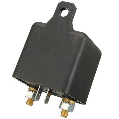 Diret 12V 100Amp 4-Pin Heavy Duty ON/OFF Switch Split Charge Relay For Auto Boat