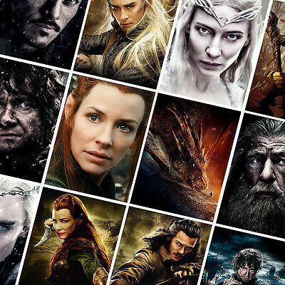 HOBBIT POSTERS - A4 - A3 - A2 - HD Prints - Home / Wall Art Decor