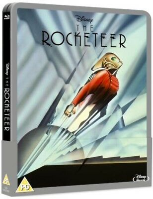 The Rocketeer - Limited Edition Lenticular Steelbook [Blu-ray] New and Sealed!!