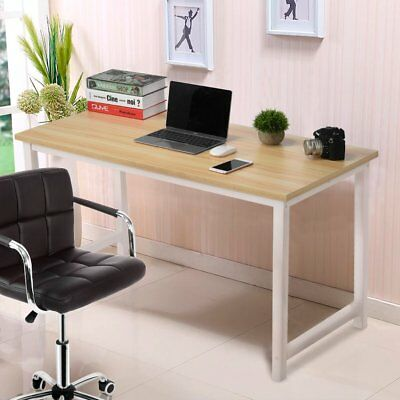 NEW MDF Board Computer Desk PC Table Home Office Furniture Writing WorkStation