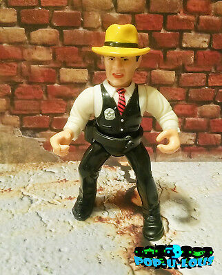 Disney Playmates Dick Tracey Action Figure 1990 Incomplete