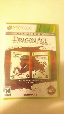 Dragon Age: Origins Ultimate Edition ( Xbox 360, 2010) Factory Sealed!