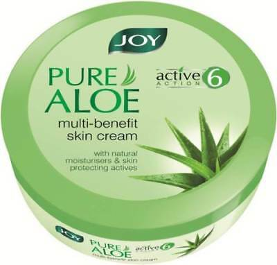 Joy Pure Aloe Vera Skin ,face ,body Cream Moisturiser Natural Fairness