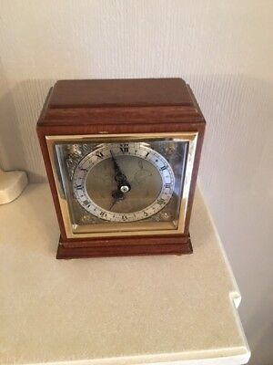 Elliott of London Mantel/Bracket Clock