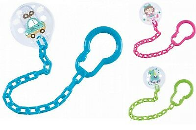 Beautiful Dummy Clip Baby Shooter Chain Holder Pacifier Strap BPA Free, Toys