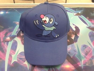 Official Pokemon Popplio Regional Baseball Cap Hat NEW!!