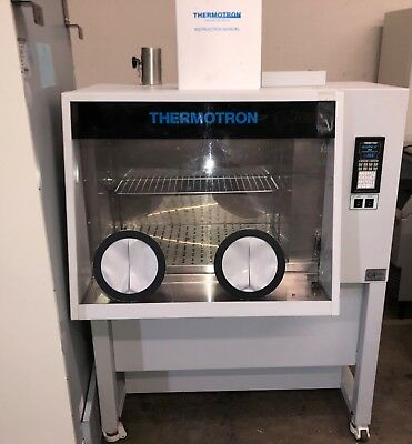 Thermotron CDS-5 Controller Atmosphere Cytogenics Environmental Drying Chamber