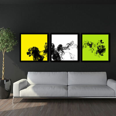 1/3pcs Modern Abstract Canvas Print Painting Art Picture Wall Hanging Home Decor