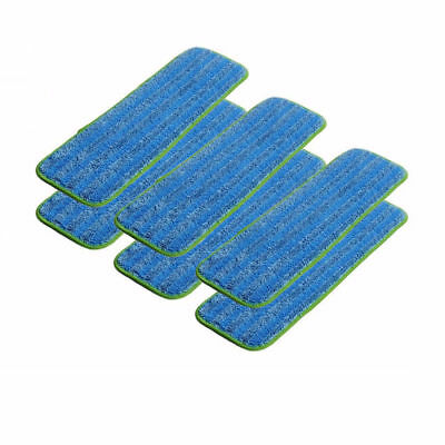 Starfiber Microfiber Pro Wet Polishing Mop Pad Refill - Choose Pack Size