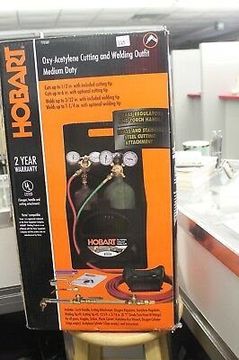 Hobart 770500 OXY-ACETYLENE CUTTING & WELDING OUTFIT *
