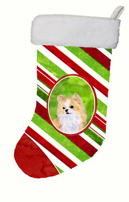 Carolines Treasures  SS4542-CS Chihuahua Winter Snowflakes Christmas Stocking SS