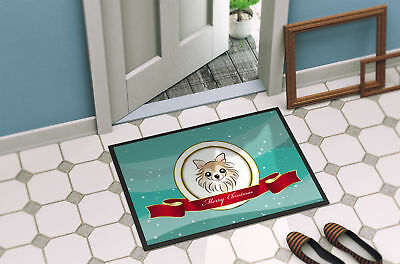 Chihuahua Merry Christmas Indoor or Outdoor Mat 18x27