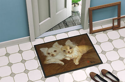 Chihuahua For the Pair Indoor or Outdoor Mat 18x27