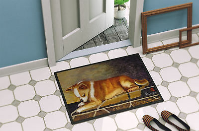 Carolines Treasures  MH1052MAT Chihuahua I See Me Indoor or Outdoor Mat 18x27