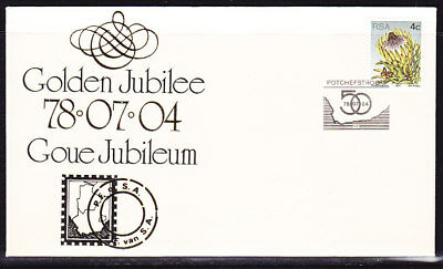 South Africa 1978 Golden Jubilee First Day Cover