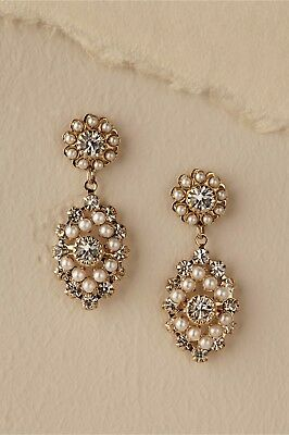 NEW! BHLDN Courtship Earrings by Ti Adoro