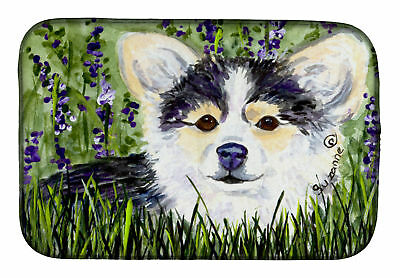 Carolines Treasures  SS8824DDM Chihuahua Dish Drying Mat